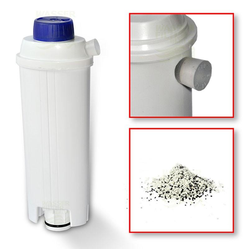delonghi wasserfilter nachfüllen