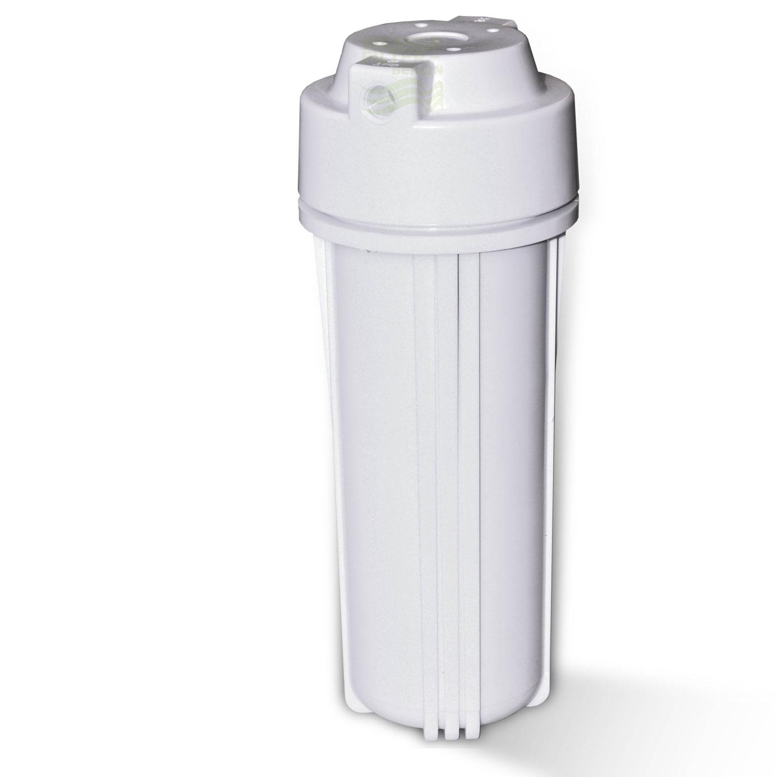 25,4cm (10 Zoll) Wasserfiltergehäuse, Umkehrosmose, weiß ...