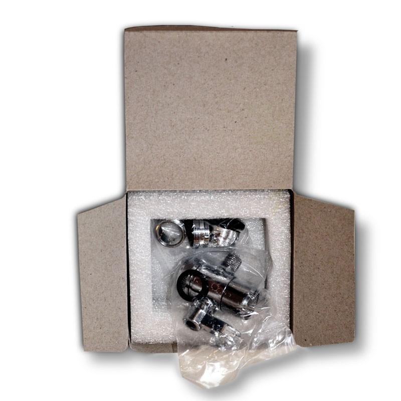 wasserionisierer aok 909 ohne strom silberfarben wasserfilter umkehrosmose whg haus garten. Black Bedroom Furniture Sets. Home Design Ideas