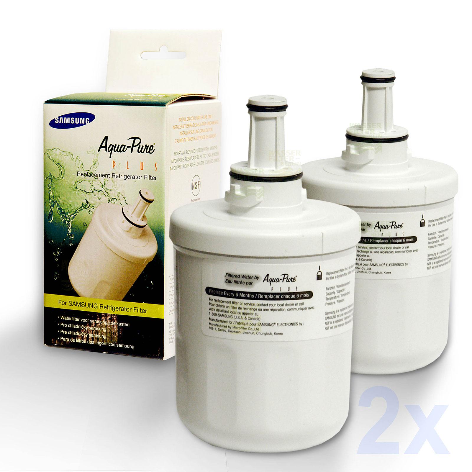 2x original DA29-00003F SAMSUNG Filter Hafin Aqua Pure ...