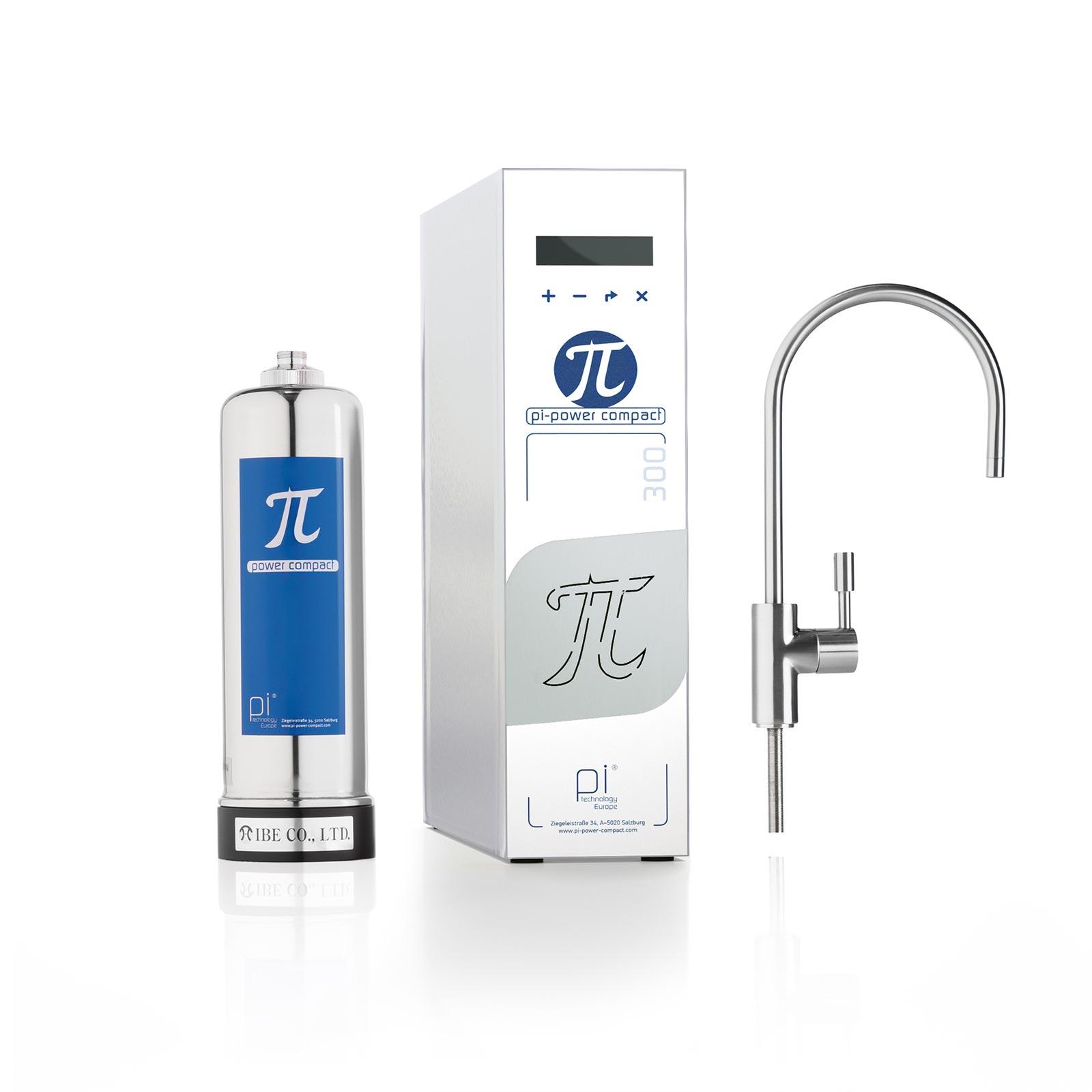 PI WASSER COMPACT Wasser-Aufbereitungsanlage Wasserfilter ...
